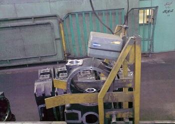 طراحی ، ساخت و راه اندازی جیگ و فیکسچر شرکت تراکتورسازی تبریز